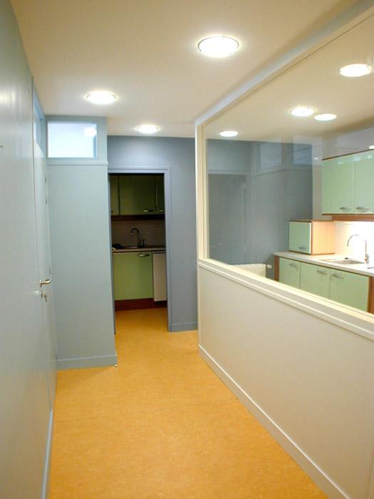cabinet dentaire bessiness haute vienne 87 bessines une r alisation de texier soulas. Black Bedroom Furniture Sets. Home Design Ideas